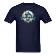 T-Shirts ~ Men's T-Shirt ~ Blue Lobster Full Sail Ale