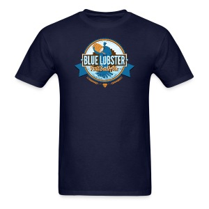 Blue Lobster Full Sail Ale - Men's T-Shirt