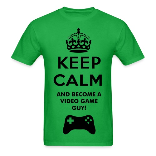 Keep Calm Mens - Men's T-Shirt