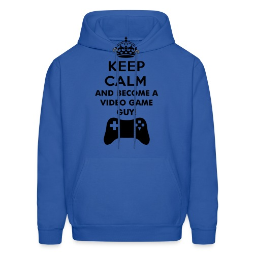 Keep Calm Mens Sweatshirt. - Men's Hoodie