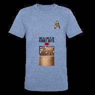 T-Shirts ~ Unisex Tri-Blend T-Shirt ~ Robot Guts (Vintage)