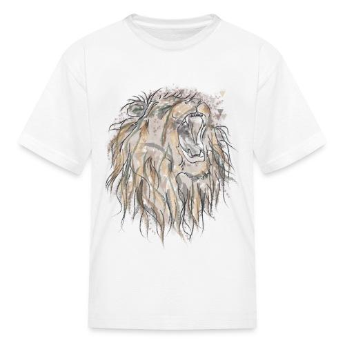 King Lion- Kids - Kids' T-Shirt