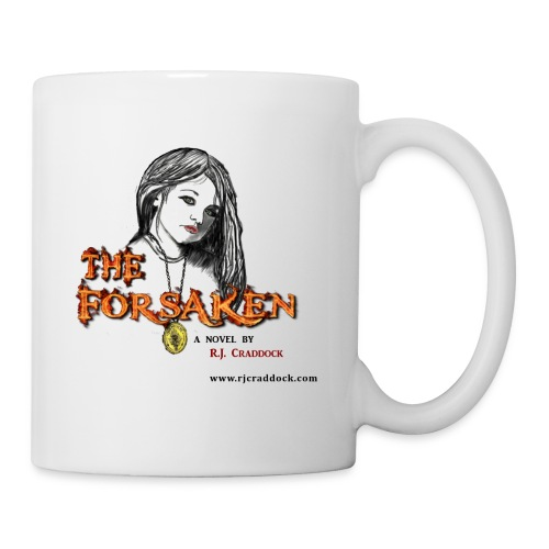The Forsaken with Gwen, Book Mug - Coffee/Tea Mug