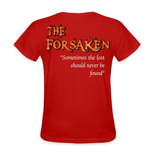 The Forsaken Lost and Found tee - Women's T-Shirt