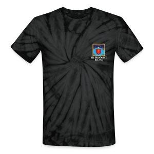 Personal Off Duty Party T-Shirt - Unisex Tie Dye T-Shirt