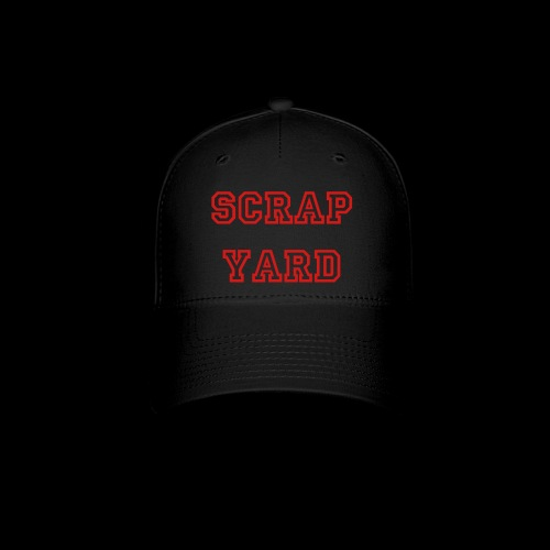 Scrap Yard Hat Red - Baseball Cap