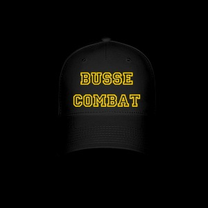 Busse Combat Hat Yellow - Baseball Cap