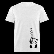 T-Shirts ~ Men's T-Shirt ~ Angry Panda