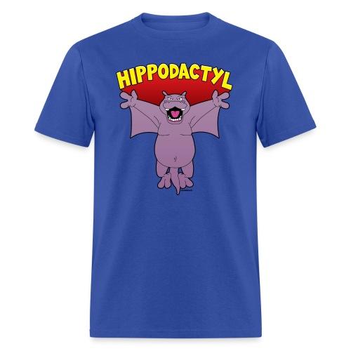 Hippodactyl Mens T-Shirt! - Men's T-Shirt