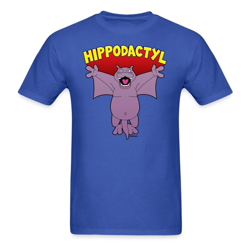 Hippodactyl Mens T-Shirt! - Men's T-Shirt