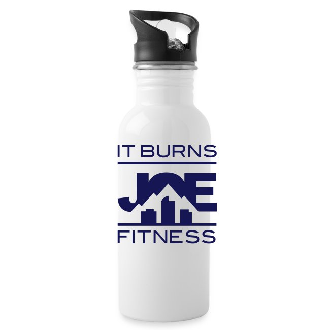 It Burns Joe Fitness - water bottle