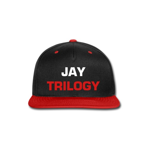 Jay Trilogy SnapBack - Snap-back Baseball Cap