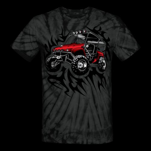 offroad utv side by side shirt - Unisex Tie Dye T-Shirt