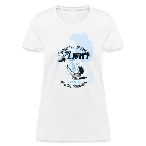 Women's Basic T - 2013 - Women's T-Shirt