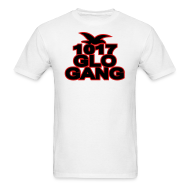 T-Shirts ~ Men's T-Shirt ~ Chief Keef 1017 Glo Gang