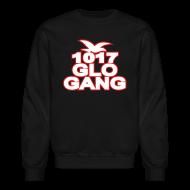 Long Sleeve Shirts ~ Crewneck Sweatshirt ~ Chief Keef 1017 Glo Gang