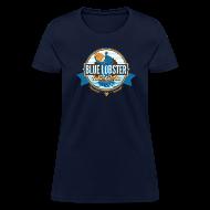 Women's T-Shirts ~ Women's T-Shirt ~ Blue Lobster Full Sail Ale