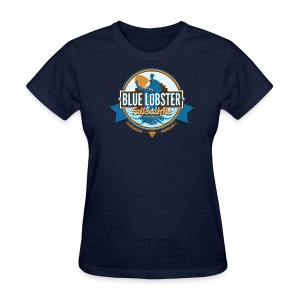 Blue Lobster Full Sail Ale - Women's T-Shirt