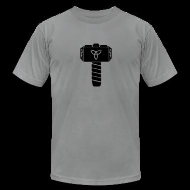 Thorshammer, Thor, Hammer, Triquetra, Asgard T-Shirts