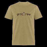 T-Shirts ~ Men's T-Shirt ~ Line of Sack