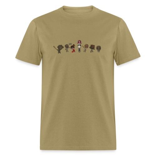 Line of Sack - Men's T-Shirt