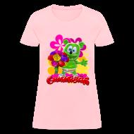 Women's T-Shirts ~ Women's T-Shirt ~ Gummibär Flowers Women's T-