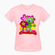 Gummibär Flowers Woman's T-Shirt
