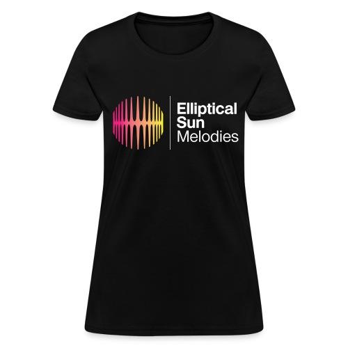ESM Shirt - Women Budget [white logo] - Women's T-Shirt
