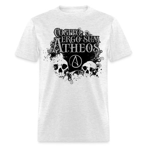 Cogito, ergo sum Atheos - I think, therefore I am Atheist