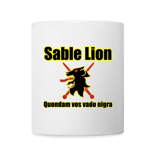 Outlands - Sable Lion Mug - Coffee/Tea Mug