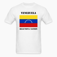 Venezuela Flag + Text T-Shirt