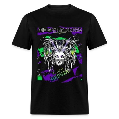 Hi-Tech Medusa T-Shirt - Men's T-Shirt