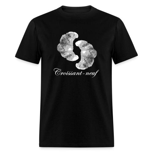 Croissant-neuf (White) - Men's T-Shirt