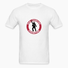 Dad Dancing Champion T-Shirts