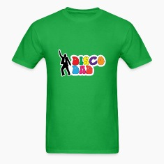 Disco Dad T-Shirts