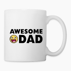Awesome Dad Bottles & Mugs