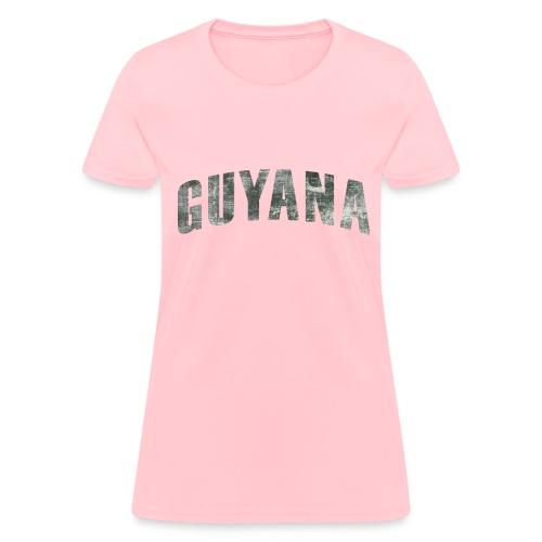 Guyana - Women's T-Shirt