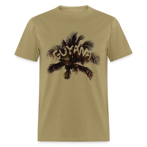 Guyana Coconut Tree - Men's T-Shirt