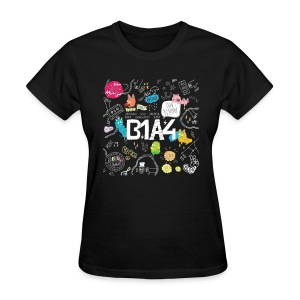 Design Front - Women's T-Shirt