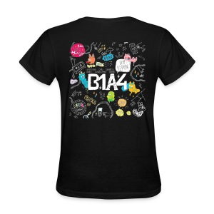 Design Back - Women's T-Shirt