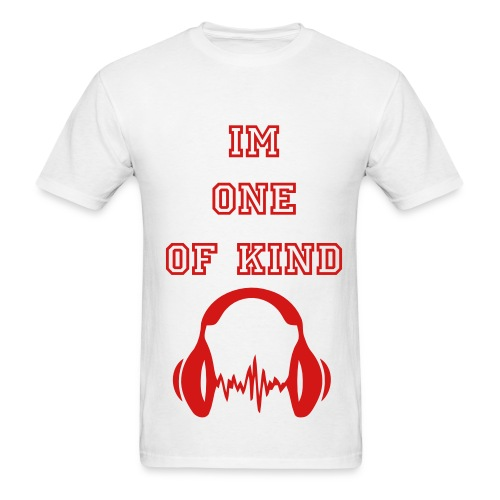 IM ONE OF A KIND  - Men's T-Shirt