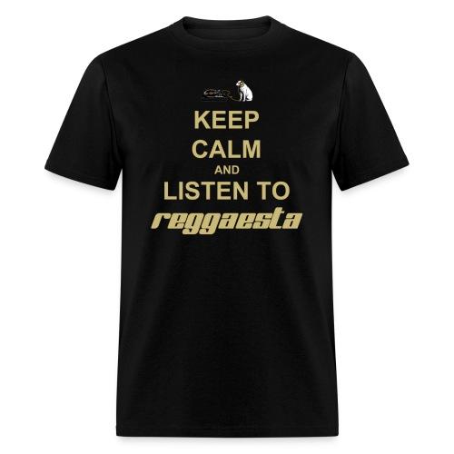 T-Shirt Man Keep Calm - Men's T-Shirt
