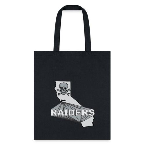 CA Raiders tote bag - Tote Bag