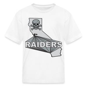 CA Raiders c - Kids' T-Shirt