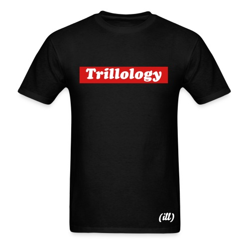 Red Box Trillology Men's Standard Weight T-Shirt - Men's T-Shirt