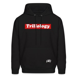 Red Box Trillology Men's Hooded SweatShirt - Men's Hoodie