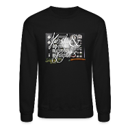 Long Sleeve Shirts ~ Crewneck Sweatshirt ~ Kush & Beats Crewneck
