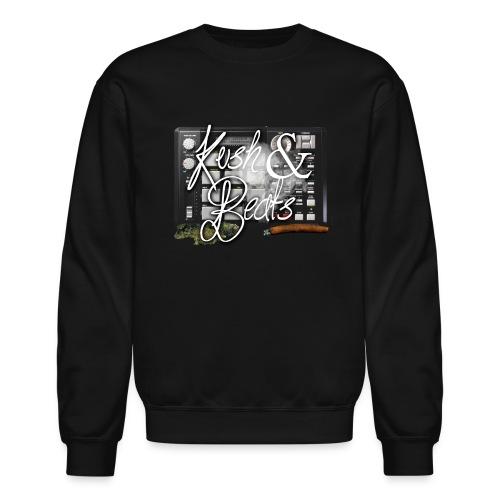 Kush & Beats Crewneck - Crewneck Sweatshirt
