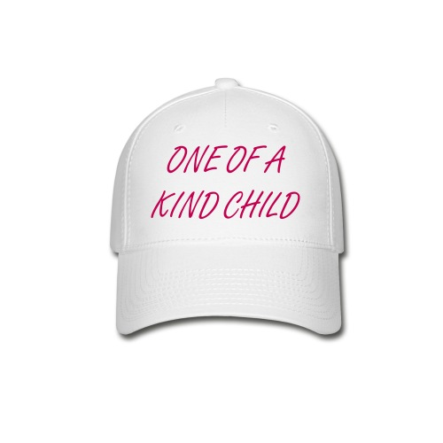 The One O a Kind child's fan Hat - Baseball Cap