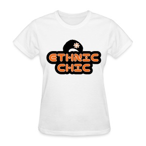 Ethnic Chic T Shirt - Women's T-Shirt